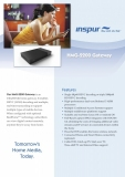INSPUR Product sheet