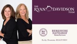 The Ryan Davisdon Team business card
