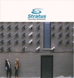Stratus Security Solutions website home page