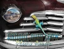 Antique Auto Show poster