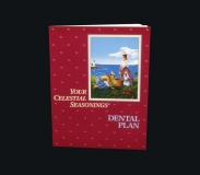 Celestial Seasonings brochure
