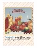 Celestial Seasonings Iced Tea package